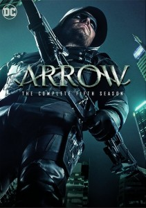 Arrow: Season 5 DVD - Y34700 DVDW