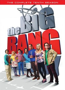 The Big Bang Theory: Season 10 DVD - Y34729 DVDW