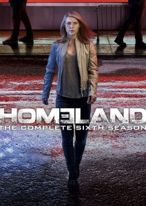 Homeland: Season 6 DVD - 70838 DVDF