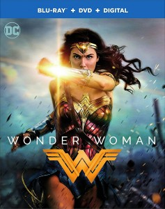 Wonder Woman Blu-Ray - Y34723 BDW