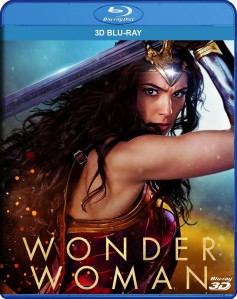 Wonder Woman 3D Blu-Ray - Y34733 BDW