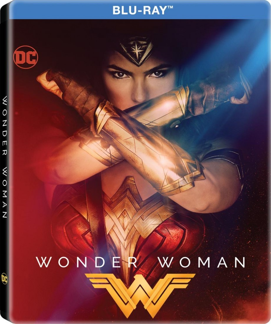 Wonder Woman (Steel Book) 3D Blu-Ray+Blu-Ray - Y34724/1 BDW