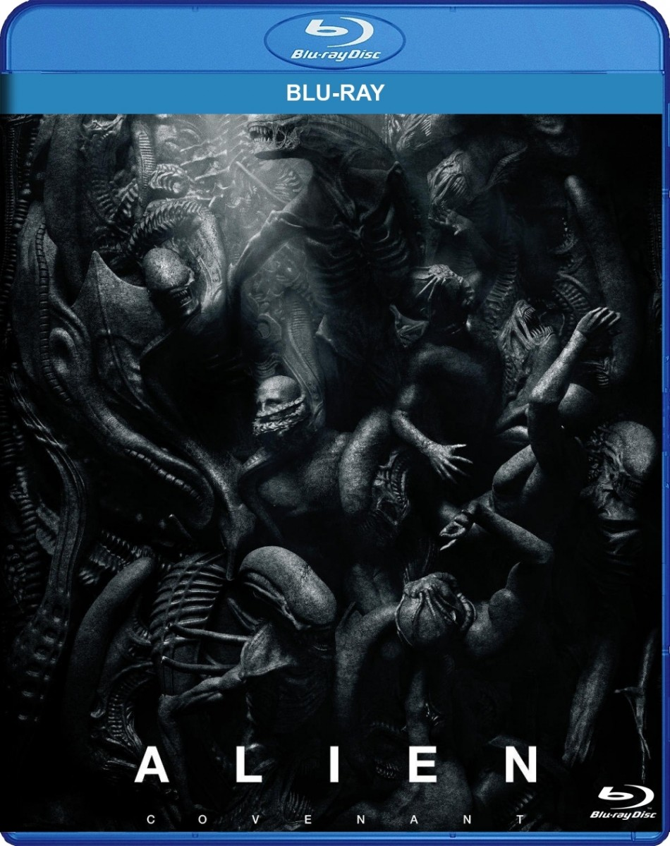 Alien: Covenant Blu-Ray - BDF 78482