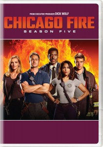 Chicago Fire: Season 5 DVD - 105535 DVDU