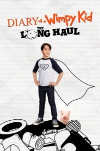 Diary of a Wimpy Kid: The Long Haul DVD - 80680 DVDF