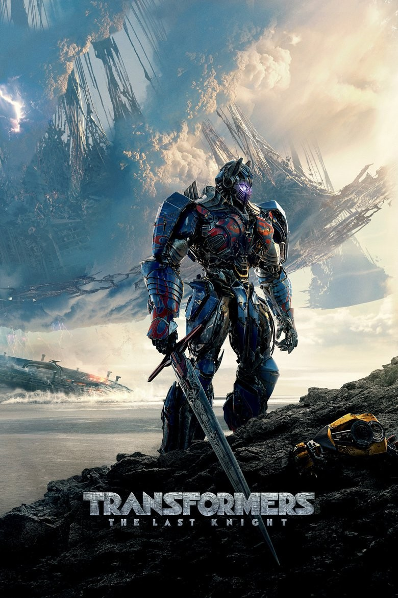 Transformers: The Last Knight DVD - EU147807 DVDP