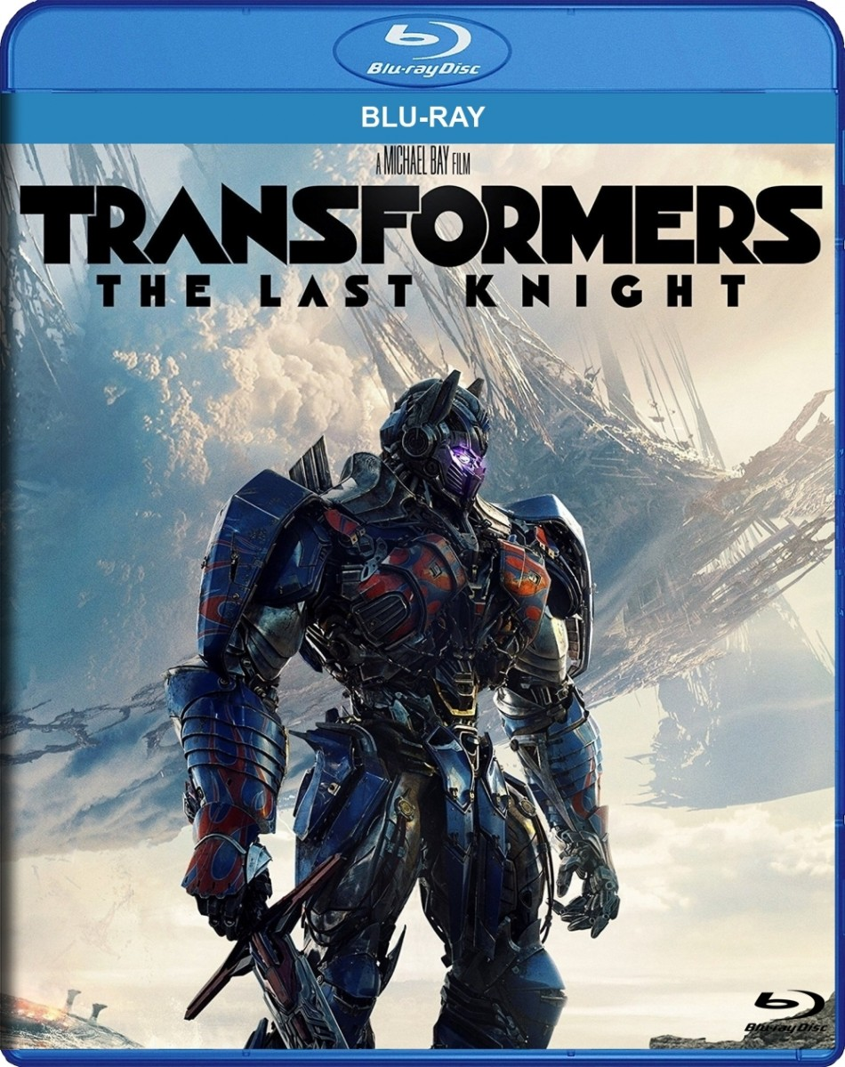 Transformers: The Last Knight Blu-Ray - WL147807 BDP