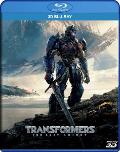 Transformers: The Last Knight 3D Blu-Ray - SL146427 BDP