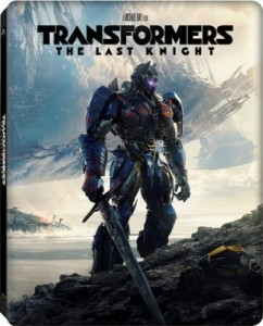 Transformers: The Last Knight (Steel Book) 3D Blu-Ray+Blu-Ray - SL146427SB BDP