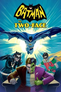 Batman vs. Two-Face DVD - Y34736 DVDW