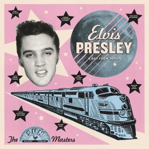 Elvis Presley - A Boy From Tupelo: The Sun Masters VINYL - 88985432661
