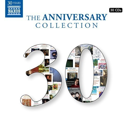The Anniversary Collection - 30 Years Of Naxos CD - 8503293