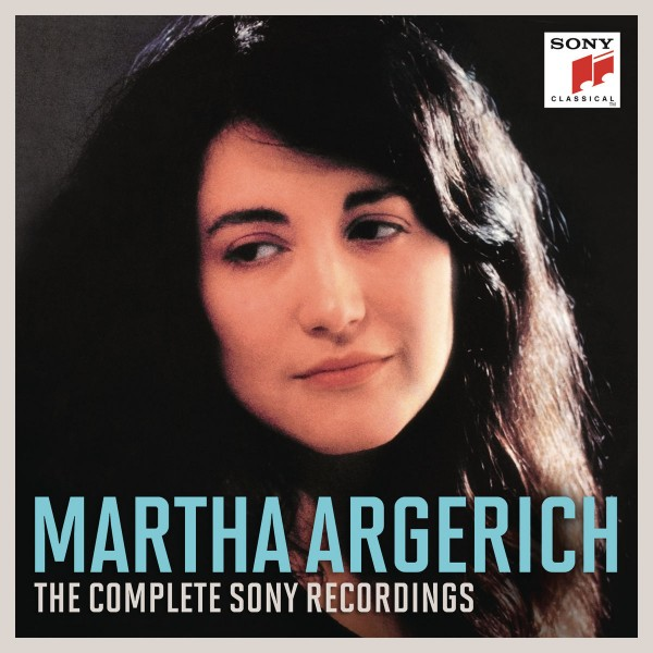 Martha Argerich - The Complete Sony Recordings CD - 88985320352