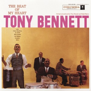Tony Bennett - The Beat Of My Heart CD - CDCOL7639