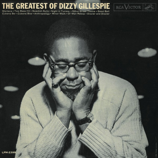 Dizzy Gillespie - The Greatest of CD - CDRCA7535