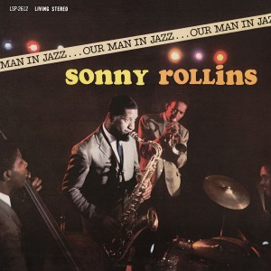 Sonny Rollins - Our Man In Jazz (Live) CD - CDRCA7538