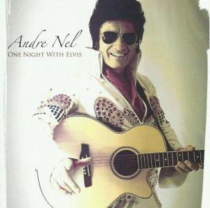 Andre Nel - One Night With Elvis CD - NEXTCD648