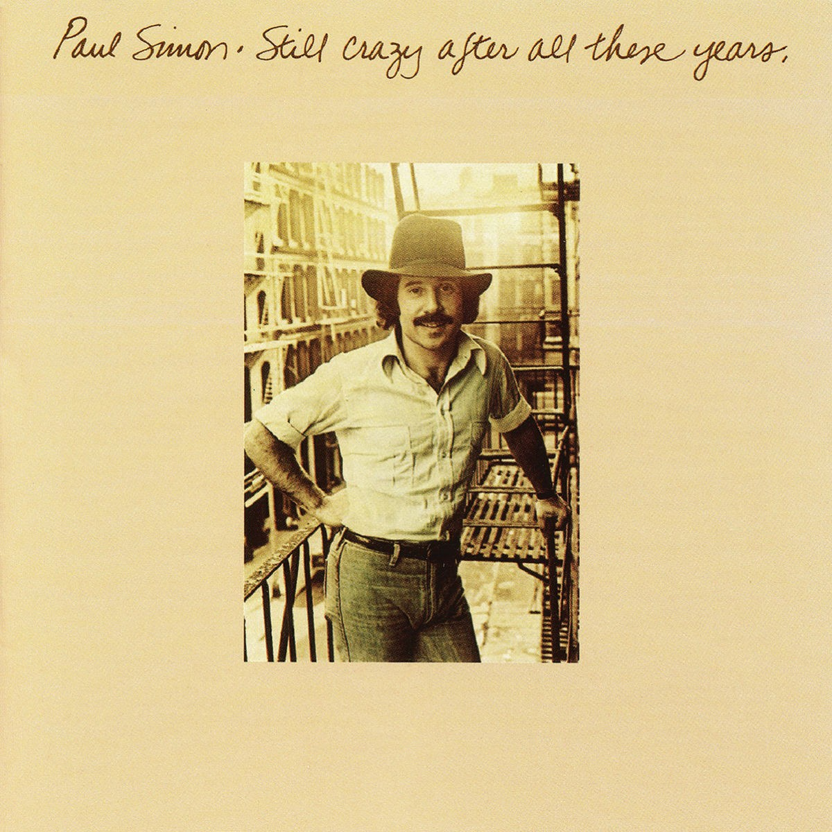 Paul Simon - Still Crazy After All These Years VINYL - 88985422371