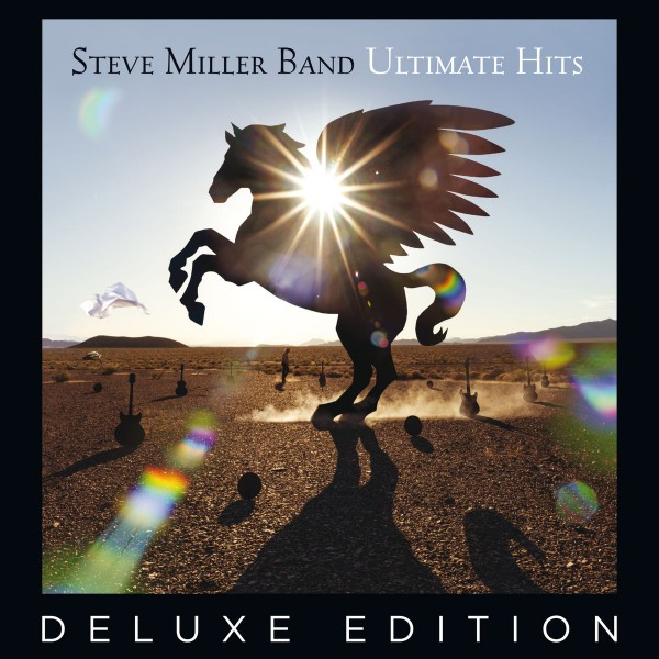 Steve Miller Band - Ultimate Hits (Deluxe Edition) CD - 06025 5761844