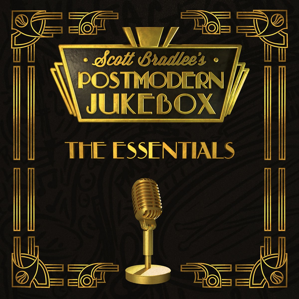 Scott Bradlee's Postmodern Jukebox - Essentials VINYL - 08880 7201240