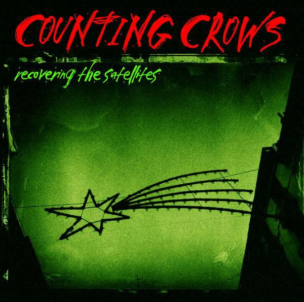 Counting Crows - Recovering the Satellites VINYL - 06025 5709760