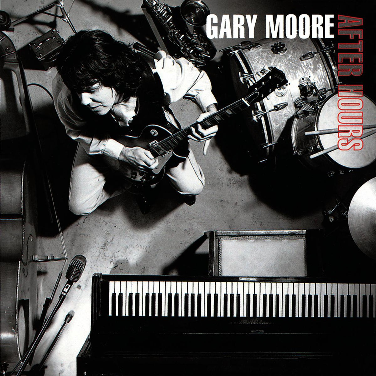 Gary Moore - After Hours VINYL - 06025 5707107
