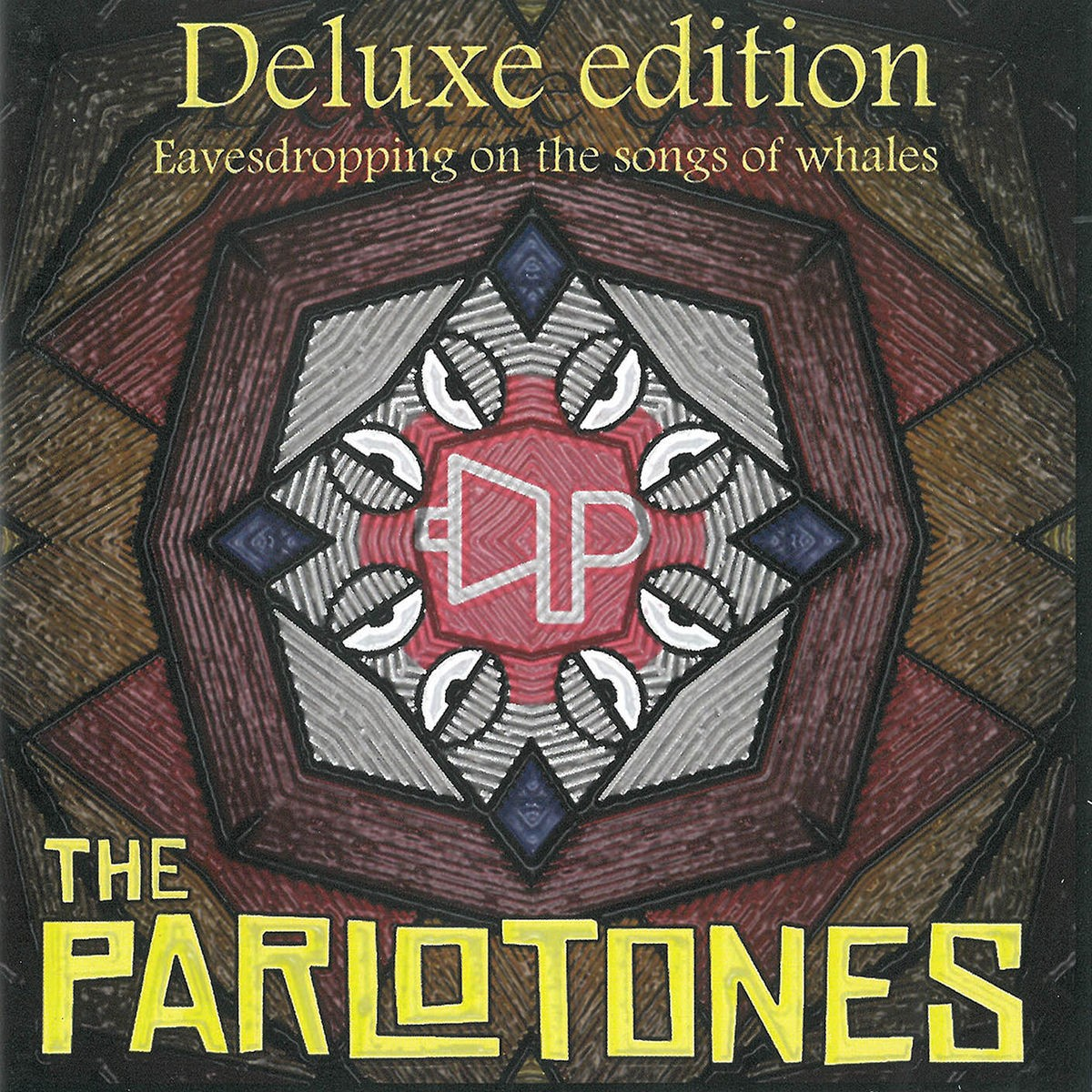 The Parlotones - Eavesdropping on the Songs of Whales (Deluxe Edition) DVD+CD - SLDVD 431