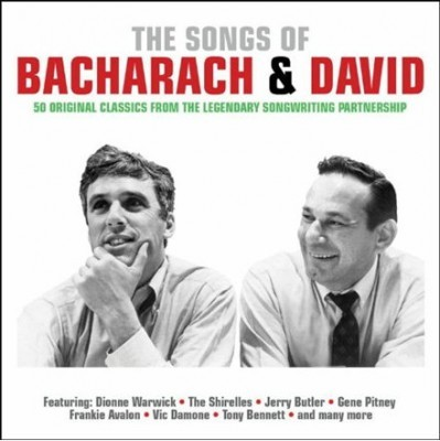The Songs Of Bacharach And David CD - NOT2CD509