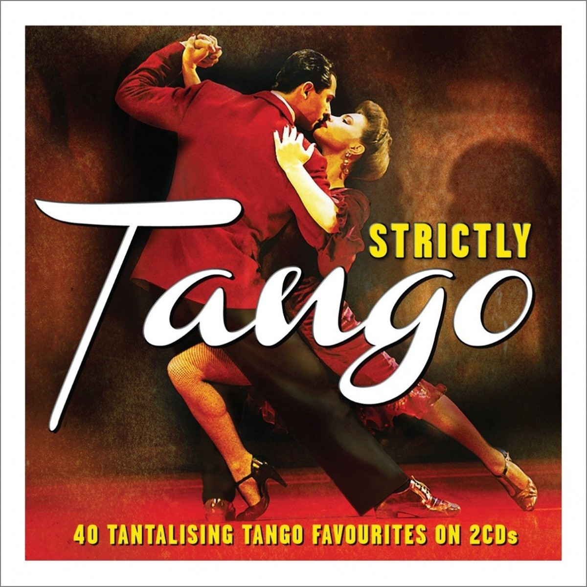 Strictly Tango CD - NOT2CD536