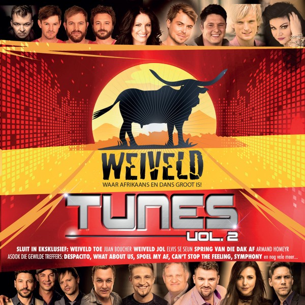 Weiveld Tunes Vol.2 CD - CDJUKE 177