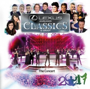 Classics is Groot 2017 CD - CDJUKE 181