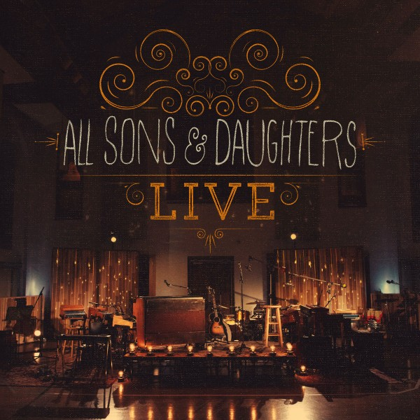 All Sons & Daughters - Live CD - INTGCD51592