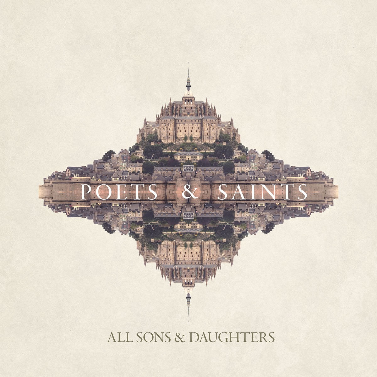 All Sons & Daughters - Poets & Saints CD - INTGCD65572