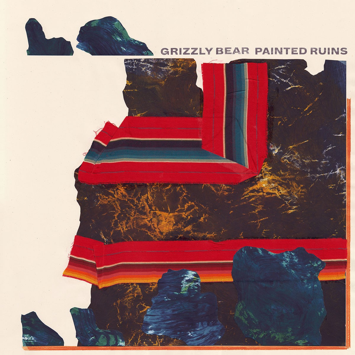 Grizzly Bear - Painted Ruins VINYL - 88985435791