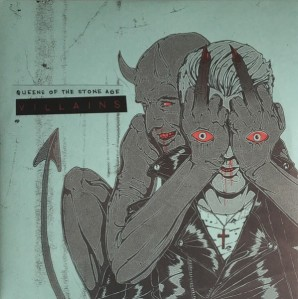 Queens Of The Stone Age - Villains (Limited Edition) VINYL - OLE11258