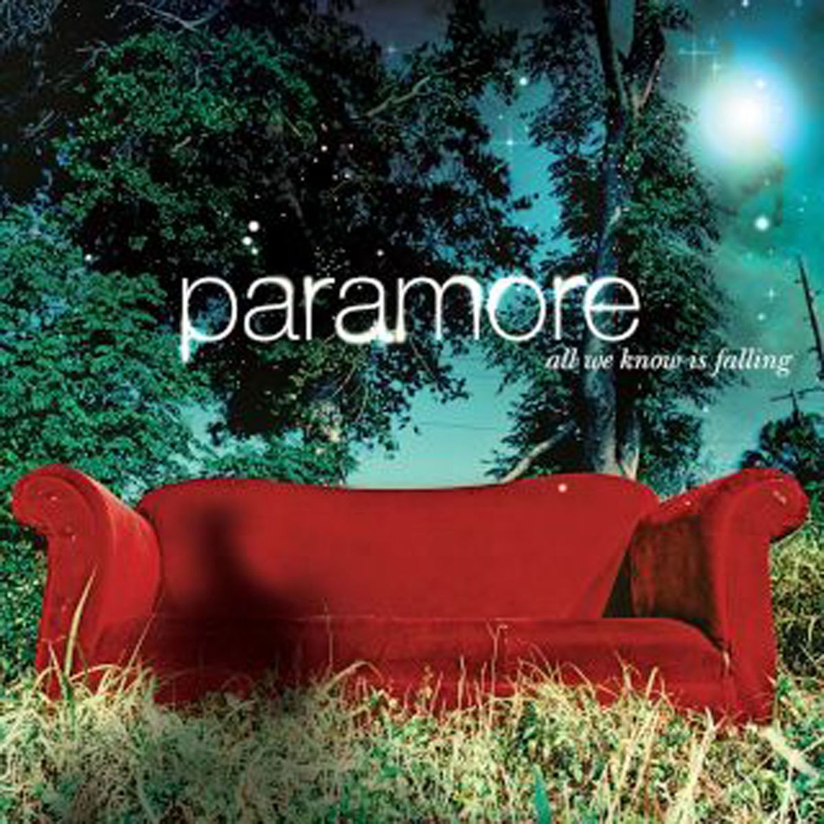 Paramore - All We Know Is Falling VINYL - 7567866921