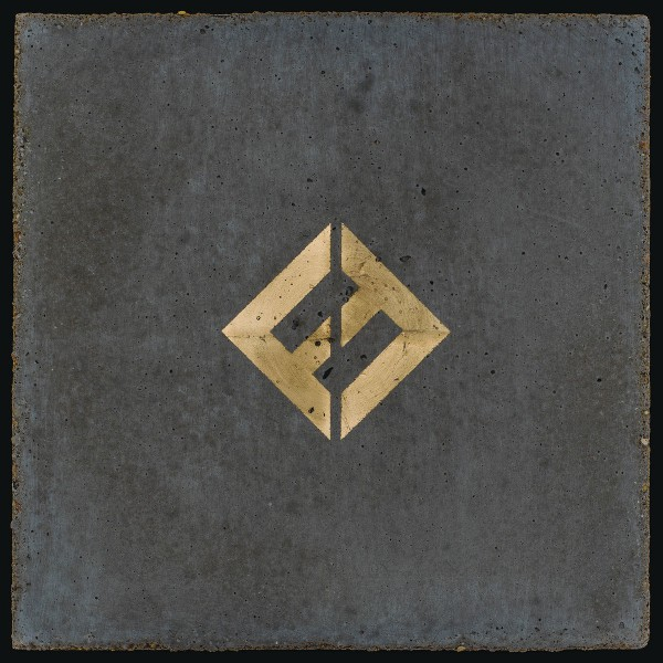 Foo Fighters - Concrete and Gold CD - 88985456012