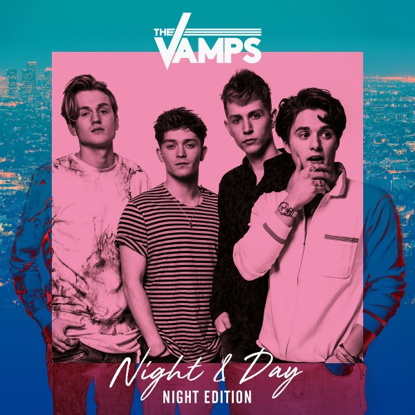 The Vamps - Night & Day (Night Edition) CD - 06025 5778400
