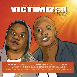 House Victimz - Victimized Vol. 1 CD - SLCD 1717