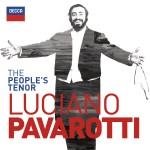 Luciano Pavarotti - The People's Tenor CD - 00289 4832996