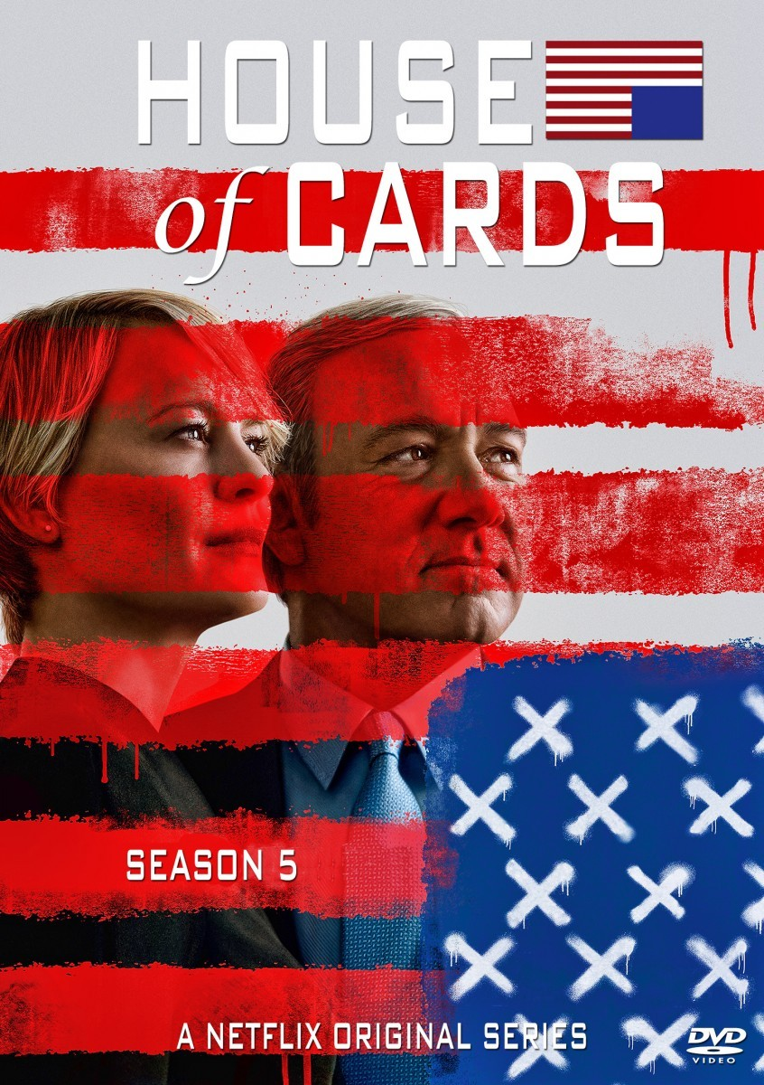 House of Cards: Season 5 DVD - 10227958