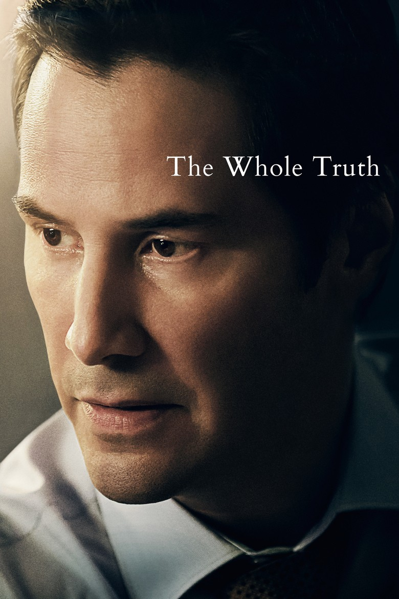 The Whole Truth DVD - 10227761