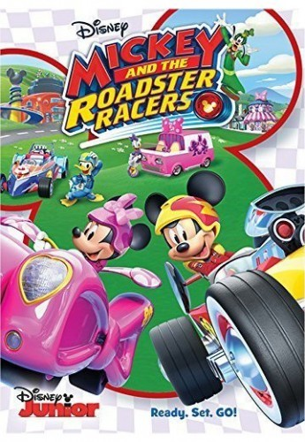 Mickey and the Roadster Racers: Volume 1 DVD - 10227979