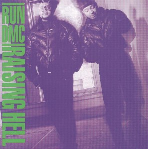 Run Dmc - Raising Hell VINYL - 88985438141