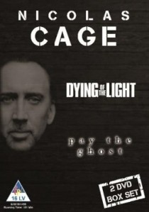 Dying of The Light / Pay The Ghost Box Set DVD - CBBOX 002