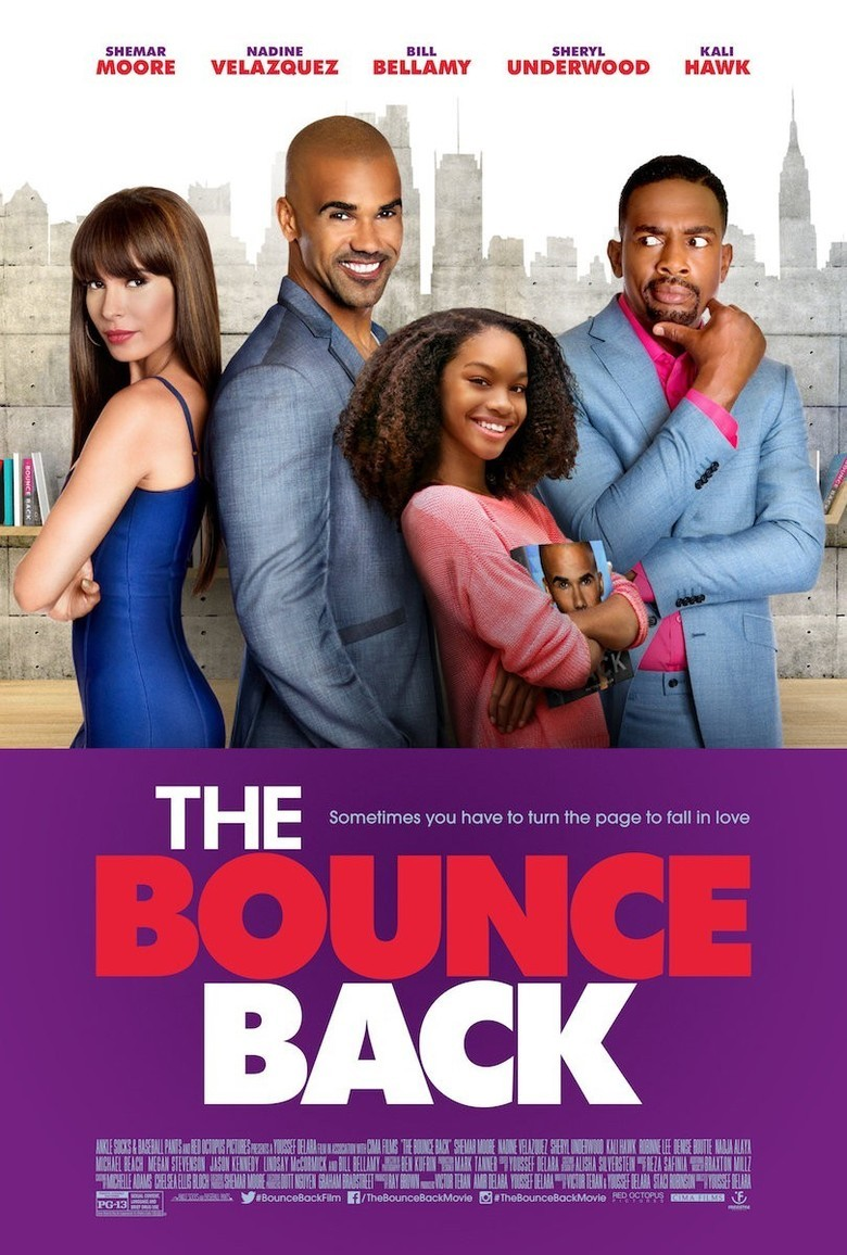 The Bounce Back DVD - BSF 163