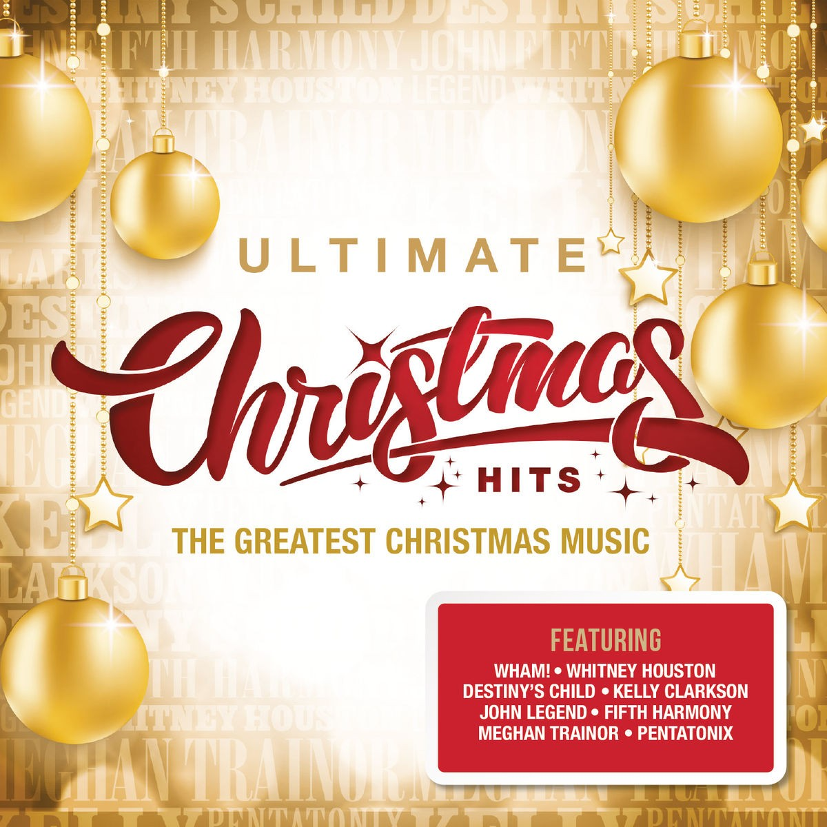 Ultimate Christmas Hits [CD] | Echo\'s Record Bar Online Store