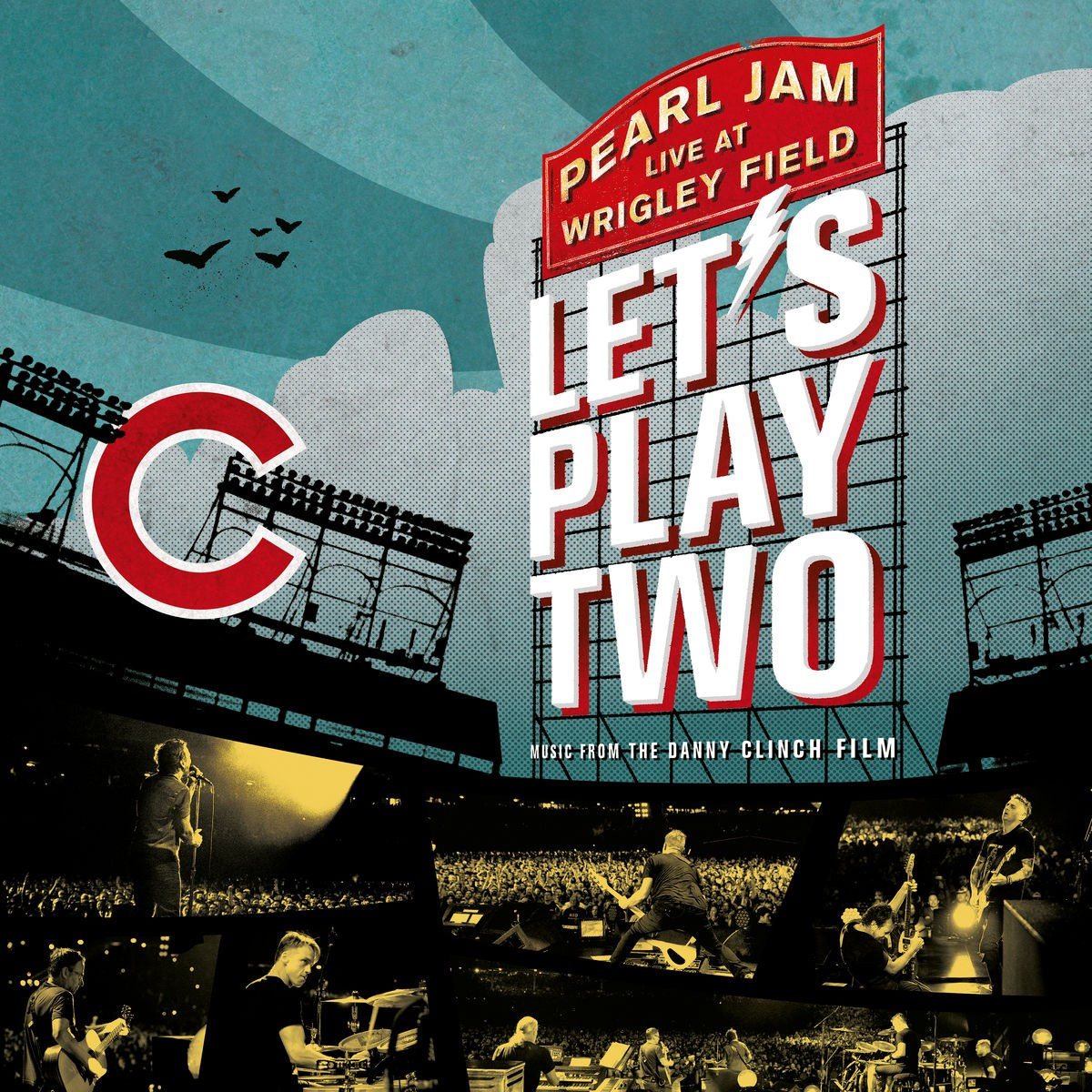 Pearl Jam - Let's Play Two CD - 06025 5769579