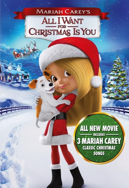 Mariah Carey's All I Want for Christmas Is You DVD - 621382 DVDU
