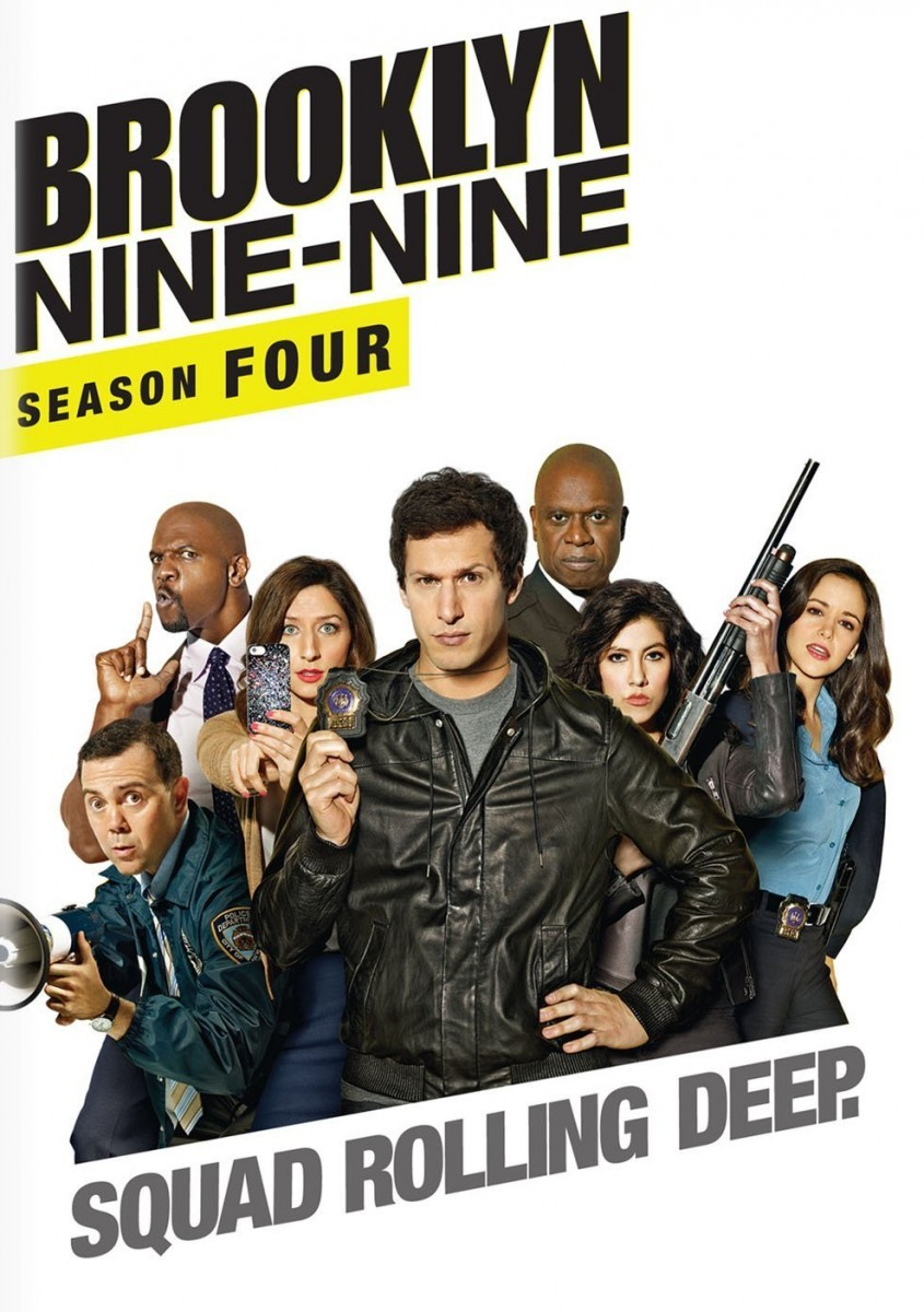 Brooklyn Nine-Nine: Season 4 DVD - 105533 DVDU
